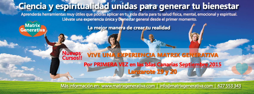 Curso de Matrix Generativa 19 y 20 Sep