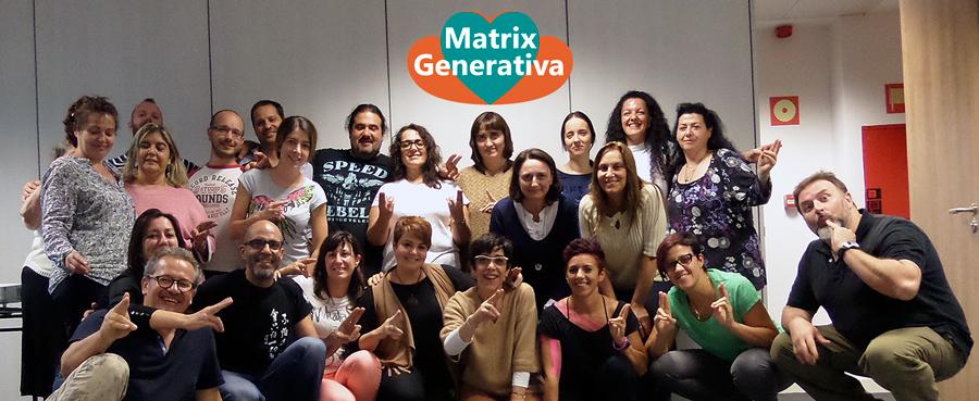 Cabecera Matrix Generativa