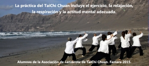 TaiChi Chuan Lanzarote
